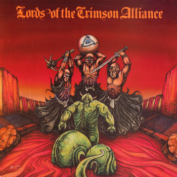 Lords of the Crimson Alliance – Lords of the Crimson Alliance (1986)
