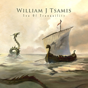 William J Tsamis – Sea of Tranquility (1996)