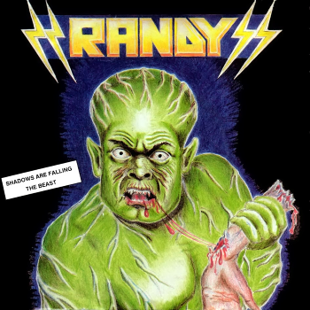 Randy – Shadows Are Falling/The Beast (1986)