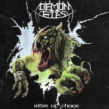 Demon Eyes – Rites of Chaos (1984)