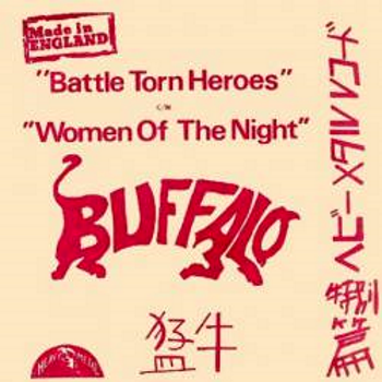 Buffalo – Battle Torn Heroes (1980)