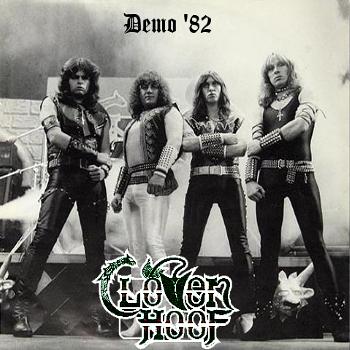 Cloven Hoof – Demo (1982)