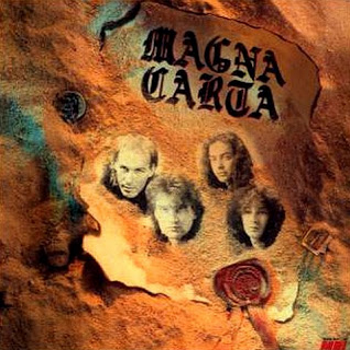 Magna Carta – Magna Carta (1990)