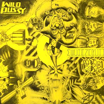 Wild Pussy – Mechanarchy (1989)