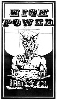High Power – Demo (1983)