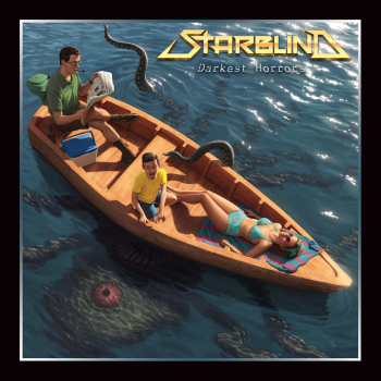 Starblind – Darkest Horrors (2014)