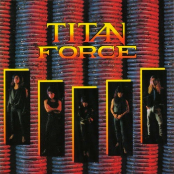 Titan Force – Titan Force (1989)