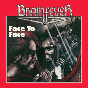 Brainfever – Face to Face (1986)