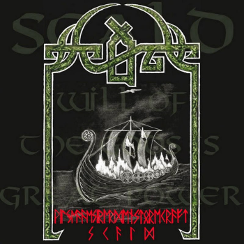 Scald (Rus) – Will of Gods is a Great Power (1996)