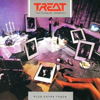 Treat (Swe) – The Pleasure Principle (1986)