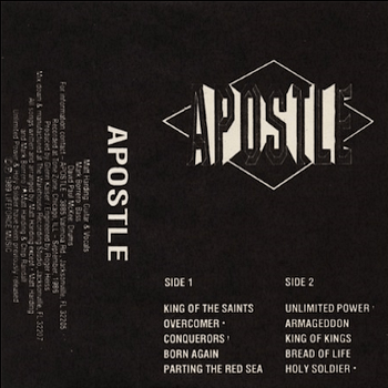 Apostle – Metal For the Master (1983)