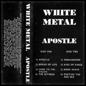 Apostle – White Metal (1985)