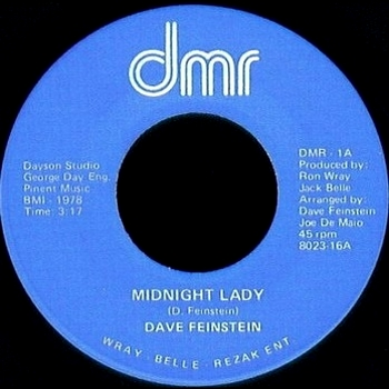 Dave Feinstein – Midnight Lady/Ship on a Stormy Sea (1978)