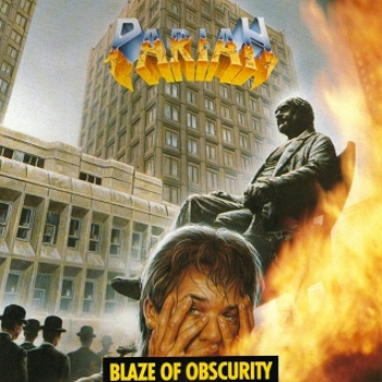 Pariah (UK) – Blaze of Obscurity (1989)